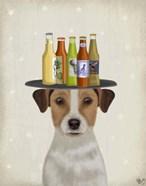 Jack Russell Beer Lover
