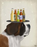 St Bernard Beer Lover