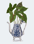 Chinoiserie Vase 4, With Plant