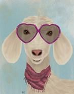 Goat Heart Glasses