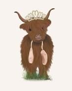 Highland Cow Ballet