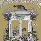 Livoris Feritas Leopard Design, Square