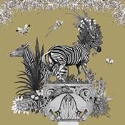 Livoris Feritas Zebra Design, Square