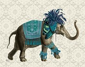 Niraj Elephant, Blue