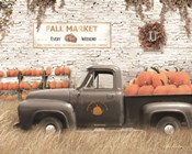 Fall Pumpkin Market