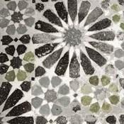Alhambra Tile III Gray Green