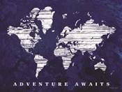 Adventure Awaits Map