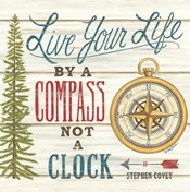 Compass Not a Clock