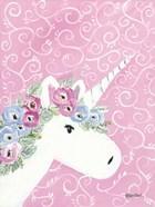 Floral Unicorn II