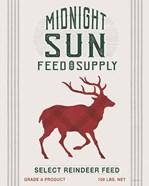 Midnight Sun Reindeer Feed