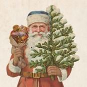 Victorian Santa IV