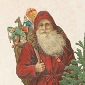 Victorian Santa I