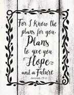Plans to Give You Hope