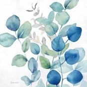 Eucalyptus Leaves Navy II