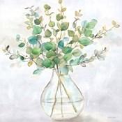 Eucalyptus Vase II