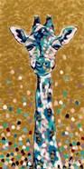 Golden Girl Giraffe
