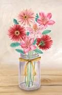 Floral Jar II