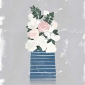Contemporary Flower Jar II