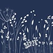 Indigo Flowers II