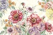 Wildflower Medley Landscape