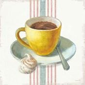 Wake Me Up Coffee IV with Stripes