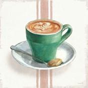 Wake Me Up Coffee II with Stripes