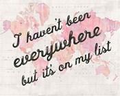 Its on My List