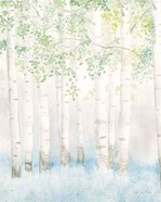 Soft Birches II