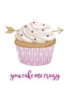 Valentine's Cupcake I
