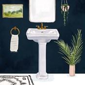 Boho Bath Sinks I