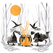 Witchy Mischief I