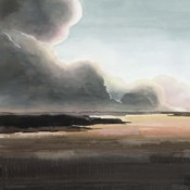 Sunset Storm I