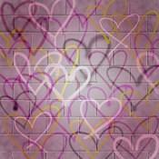Graffiti Hearts I