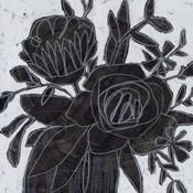 Chalkboard Garden I