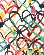 Heart Scribbles I