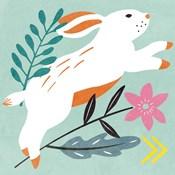 Easter Bunnies I