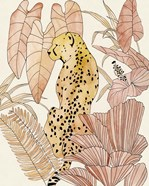 Blush Cheetah I