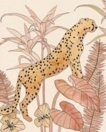 Blush Cheetah II