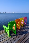 Adirondack Chairs, Orange Beach, Alabama