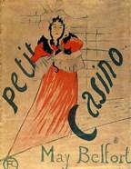 May Belfort, Petit Casino, 1895