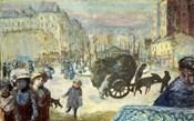 Morning in Paris, 1911