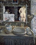 Mirror Above a Washstand, 1908