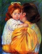 Maternal Kiss, 1896