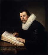 Portrait of a Scholar, 1631
