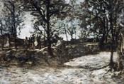 Landscape  Fontainebleau