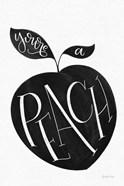 You are a Peach BW