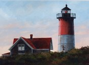 Nauset Light at Cape Cod