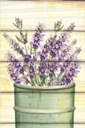 Floral Lavender IV