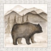 Bear w/ Border