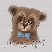 Thoughtful Bear